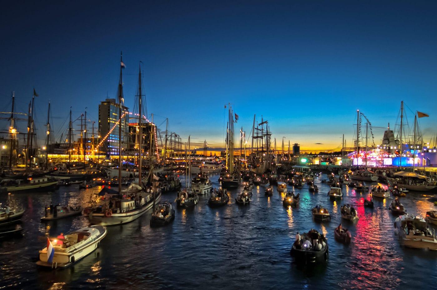 Sail Amsterdam 2020 fällt aus