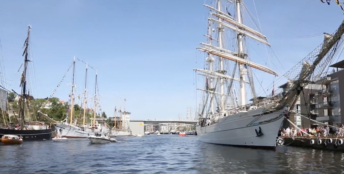 Tall Ships Races 2019: Fredrikstad Highlights